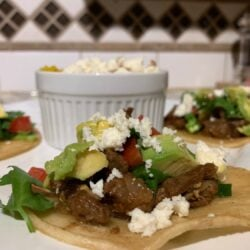 Easy Skirt Steak Street Tacos
