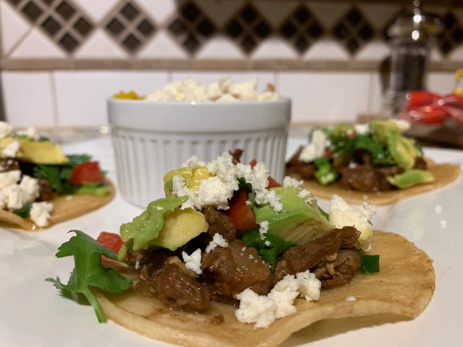 Photo of Easy Skirt Steak Street Tacos