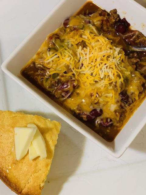 Photo of Instant Pot Chili Recipe