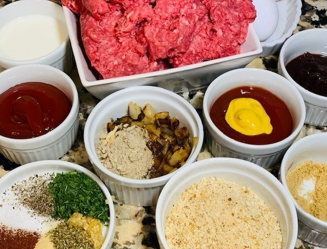 Instant Pot Meatloaf and Mashed Potatoes, instant pot, meatloaf, instant pot meatloaf, meatloaf recipe, the tasty travelers, the best instant pot meatloaf