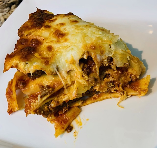 Photo of Ninja Foodi Lasagna