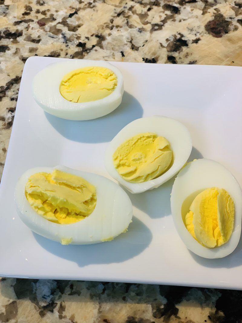 Hard Boiled Eggs Ninja Foodi Recipe The Tasty Travelers