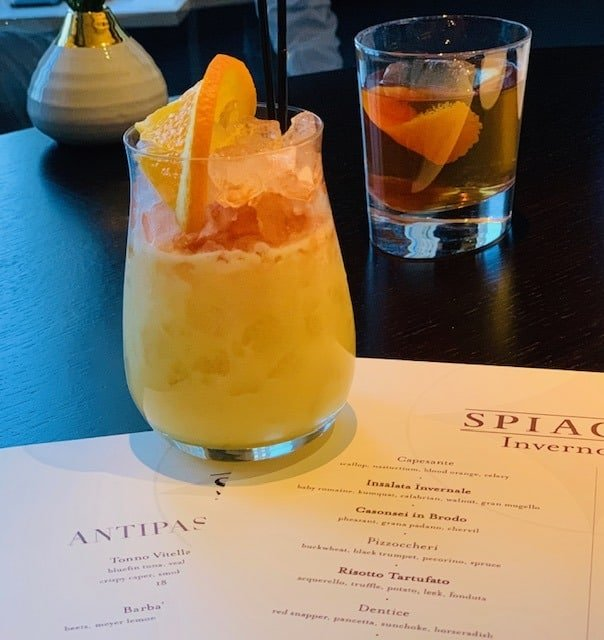 Spiaggia, Chicago, Mag Mile, The Tasty Travelers, Joe Flamm