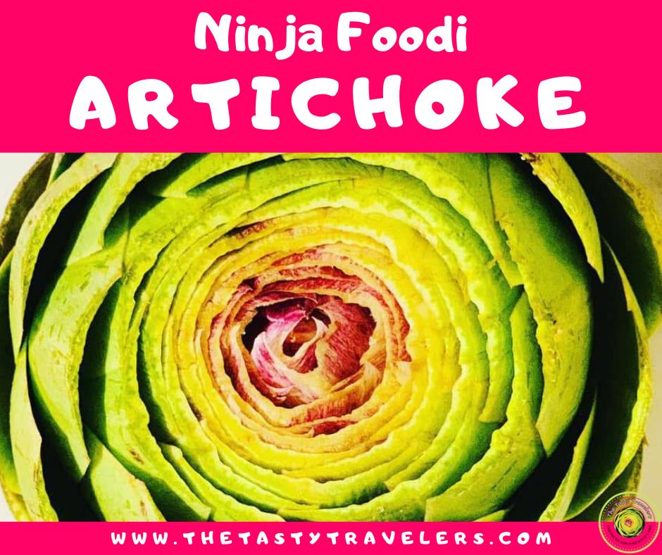 Ninja Foodi Artichoke
