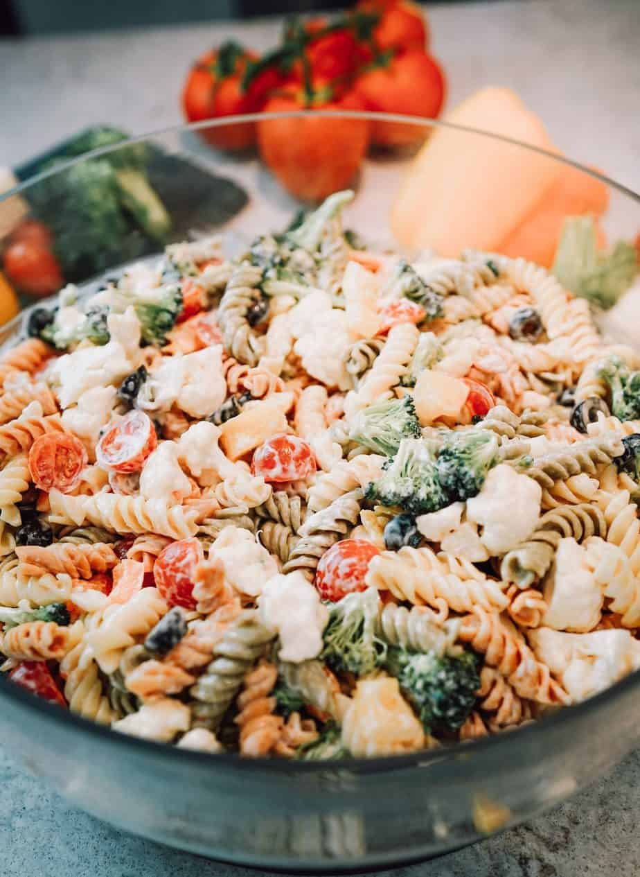 Photo of Instant Pot Pasta Salad