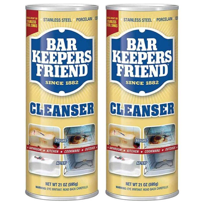 Bar Keepers Friend, cleaner, clean, instant pot,