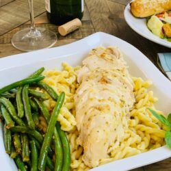 Olive Garden Italian Dressing Chicken- Ninja Foodi Recipe