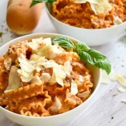Lazy Lasagna- Ninja Foodi Recipe