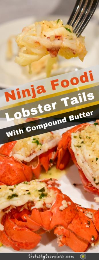 Ninja Foodi Lobster Tails