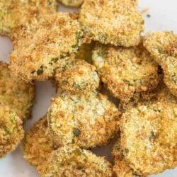 Fried Pickles-Instant Pot Duo Crisp