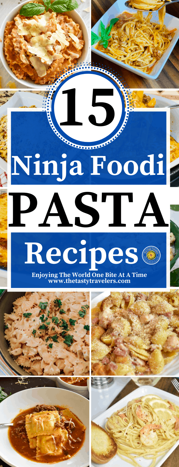 15 Ninja Foodi Pasta Recipes (1)