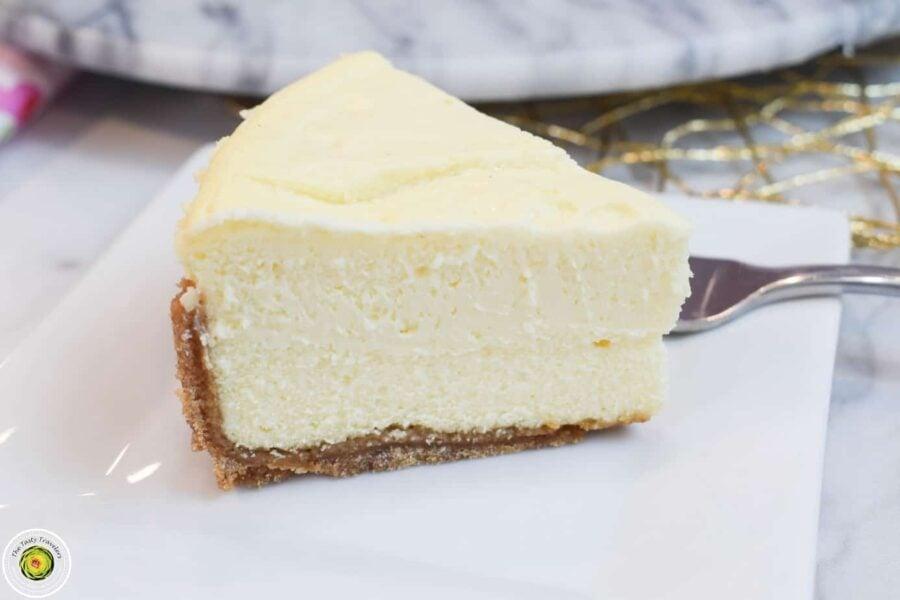 Instant Pot Cheesecake