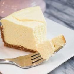 Ninja Foodi Cheesecake