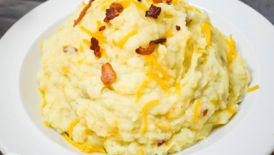 Photo of Instant Pot Loaded Mashed Potatoes