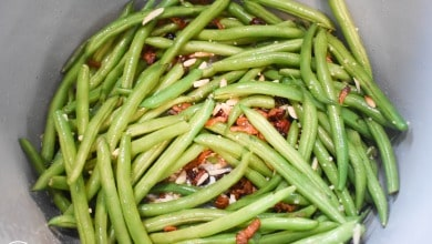 Photo of Ninja Foodi ABC Green Beans