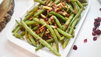 Photo of Instant Pot ABC Green Beans