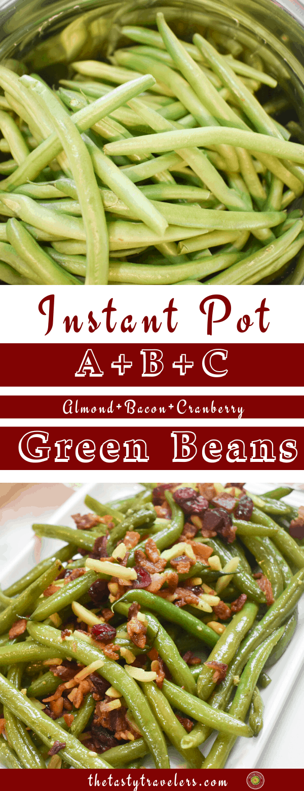 Instant Pot ABC Green Beans