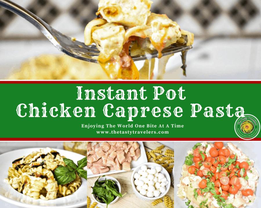 Instant Pot Chicken Caprese Pasta (1)
