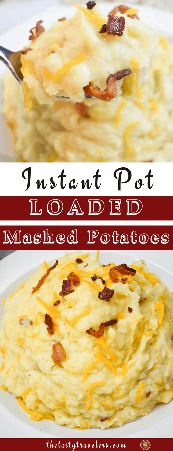 Instant Pot LOADED Mashed Potatoes (2)