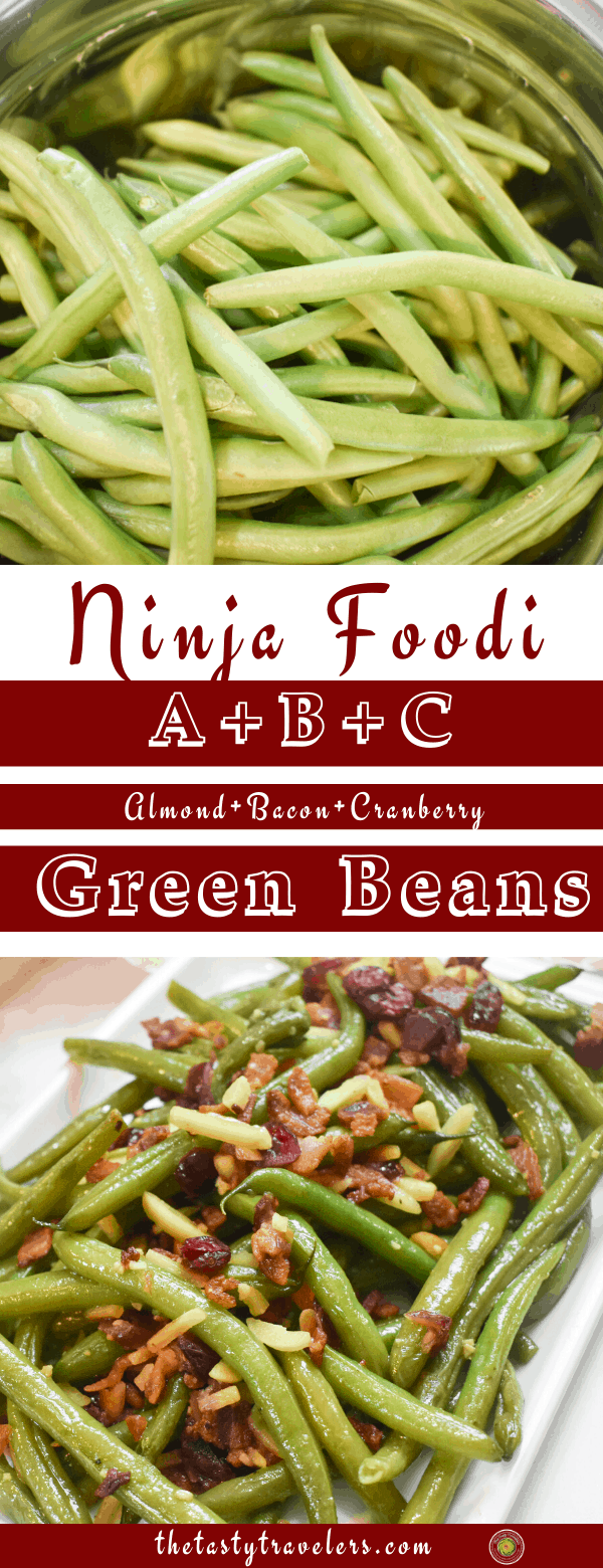 Ninja Foodi ABC Green Beans (1)