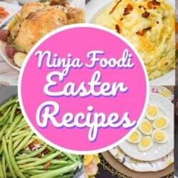 Ninja Foodi Easter Recipes