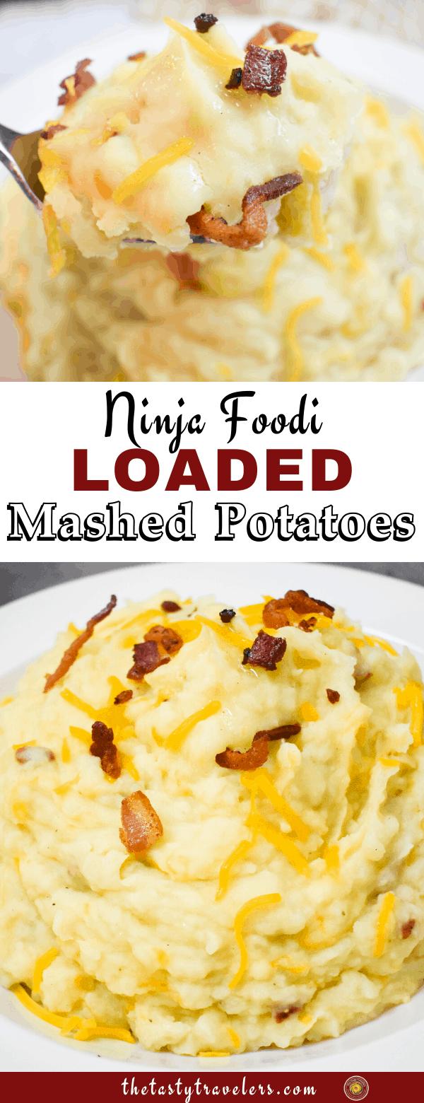 Ninja Foodi LOADED Mashed Potatoes (1)