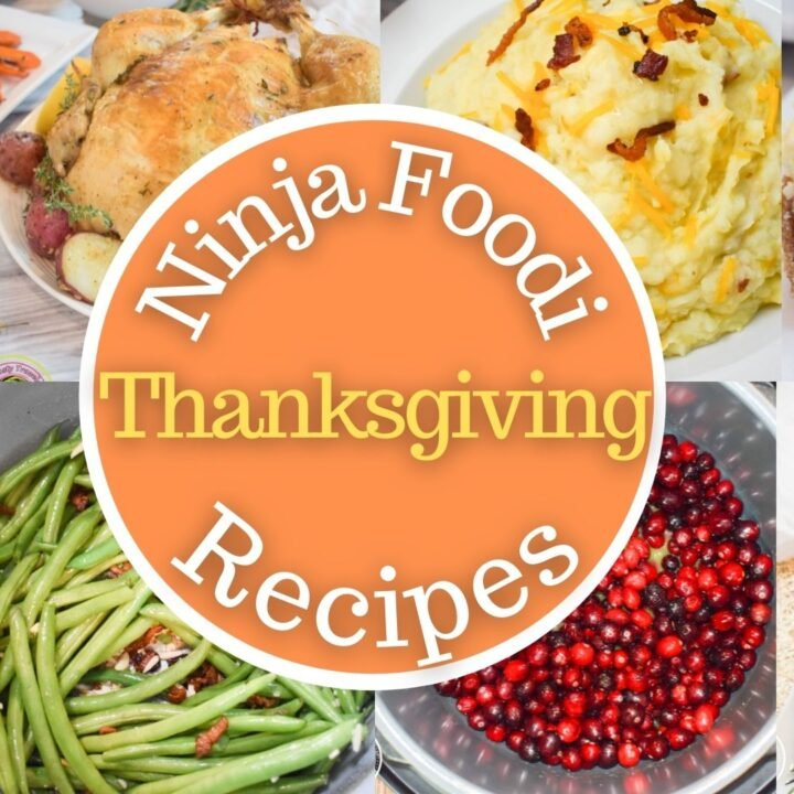 Ninja Foodi Thanksgiving Recipes