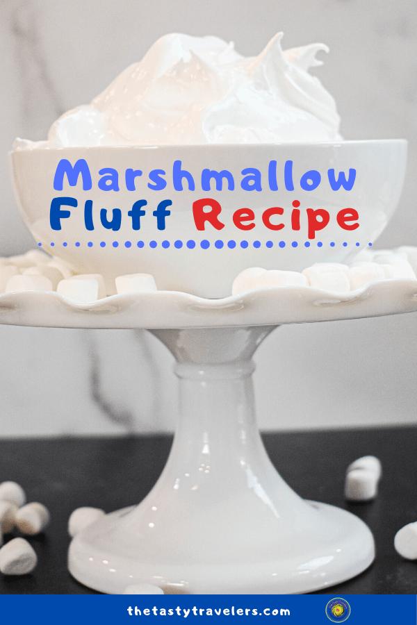 Homemade Marshmallow Fluff (1)