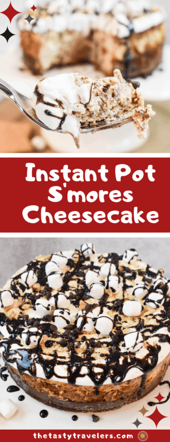 Smores Cheesecake