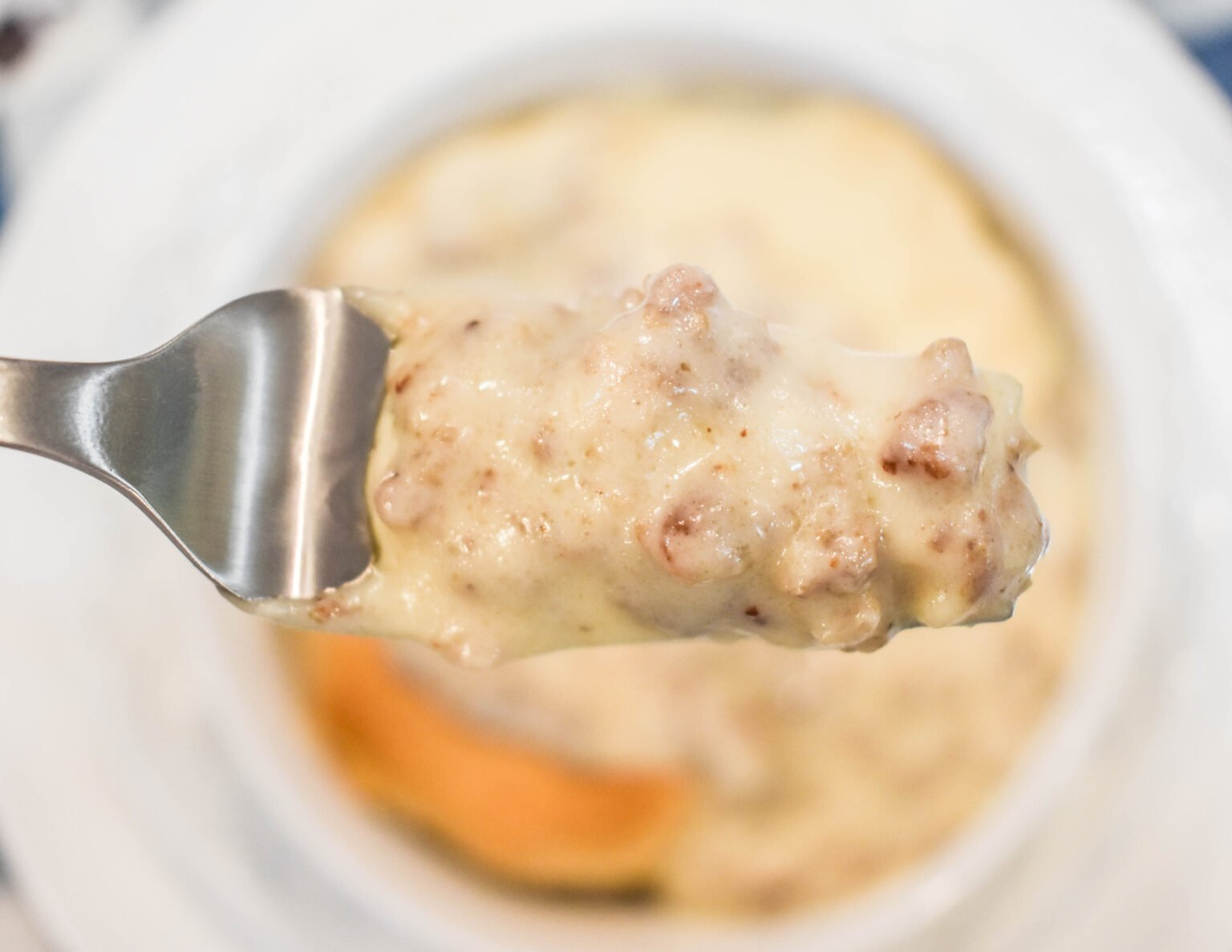 Instant Pot Biscuits and Gravy