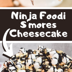 Ninja Foodi S'mores Cheesecake (1)