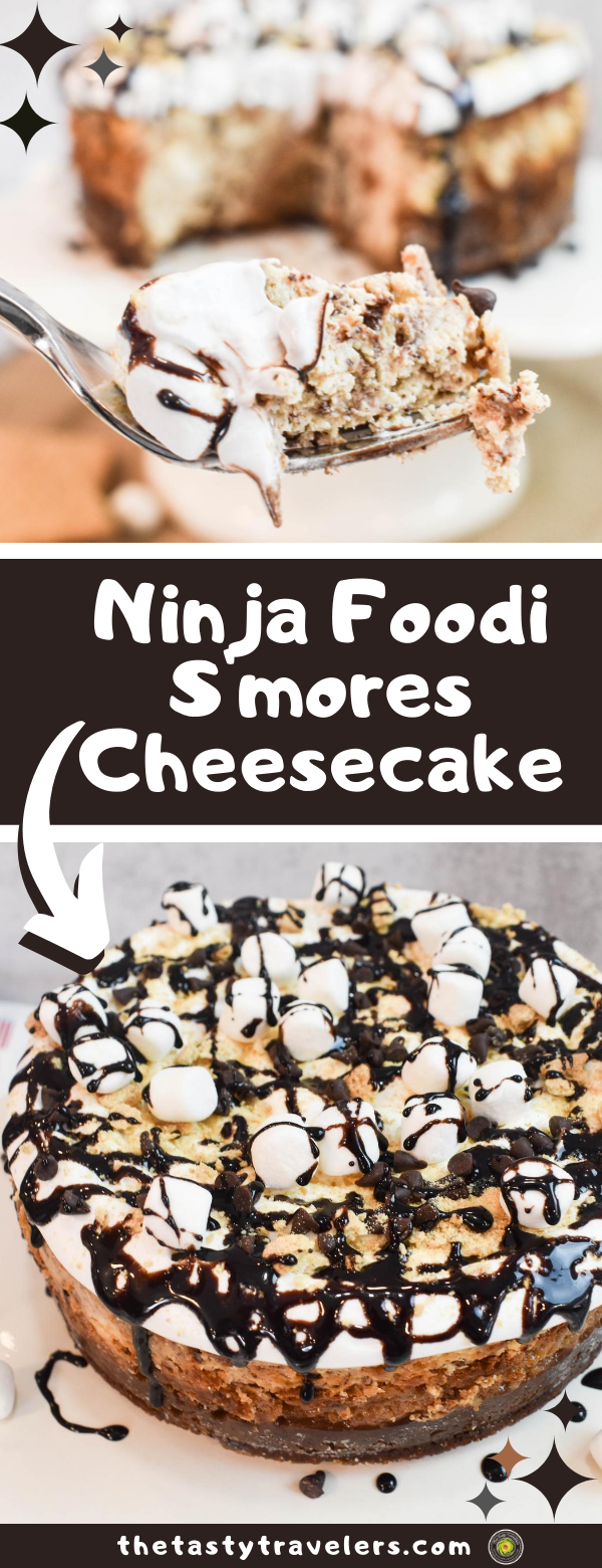 Ninja Foodi S'mores Cheesecake (1)