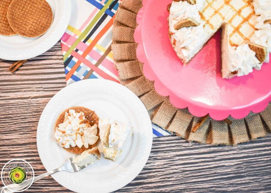 Stroopwafel Cheesecake