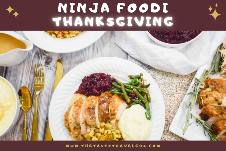 Ninja Foodi Thanksgiving