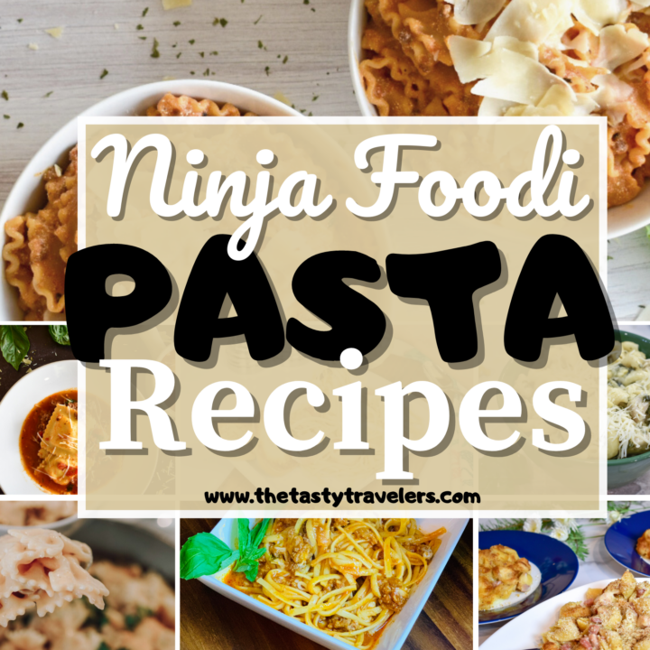 Ninja Foodi Pasta Recipes