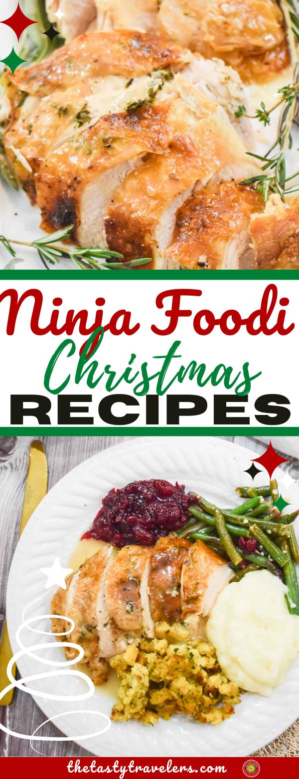 Ninja Foodi Christmas
