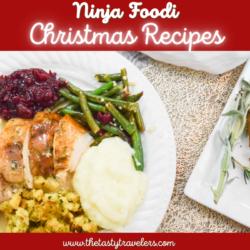 Ninja Foodi Christmas Recipes