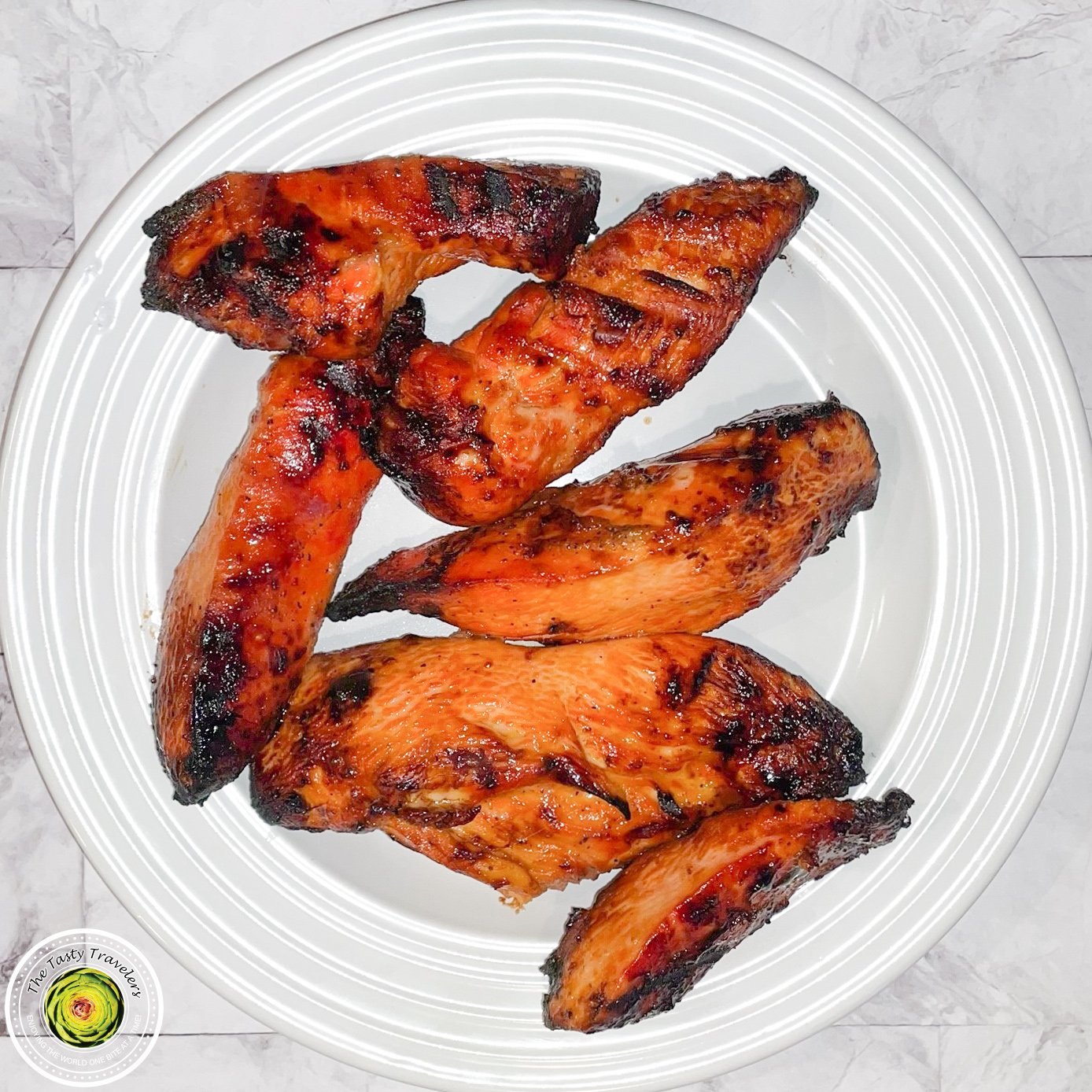 Ninja Foodi Grill Spicy Honey Garlic Chicken