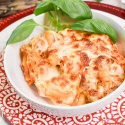 Ninja Foodi Lasagna Pasta