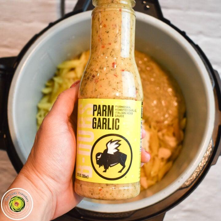 BWW parmesan garlic