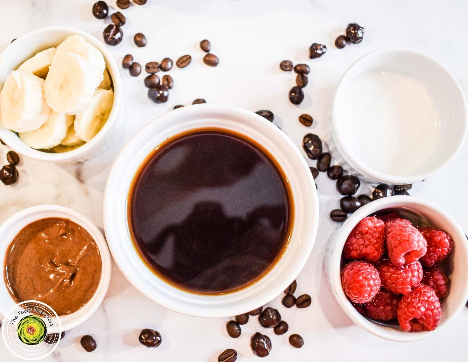 Coffee Smoothie Bowl
