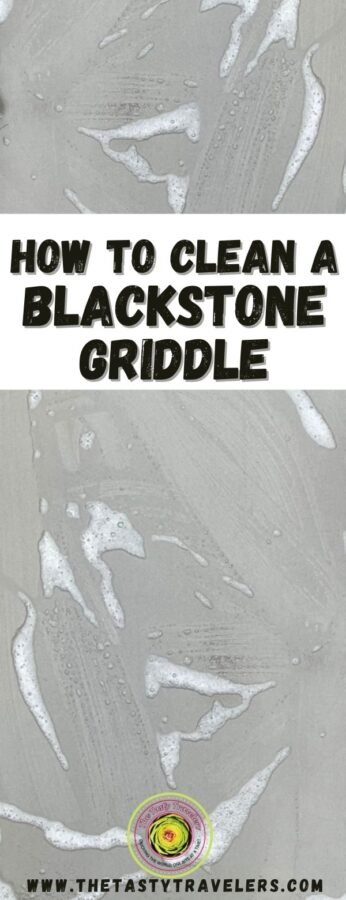 How to clean a Blackstone Griddle