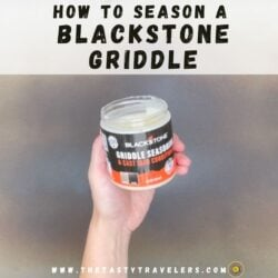 How to Season a Blackstone Griddle