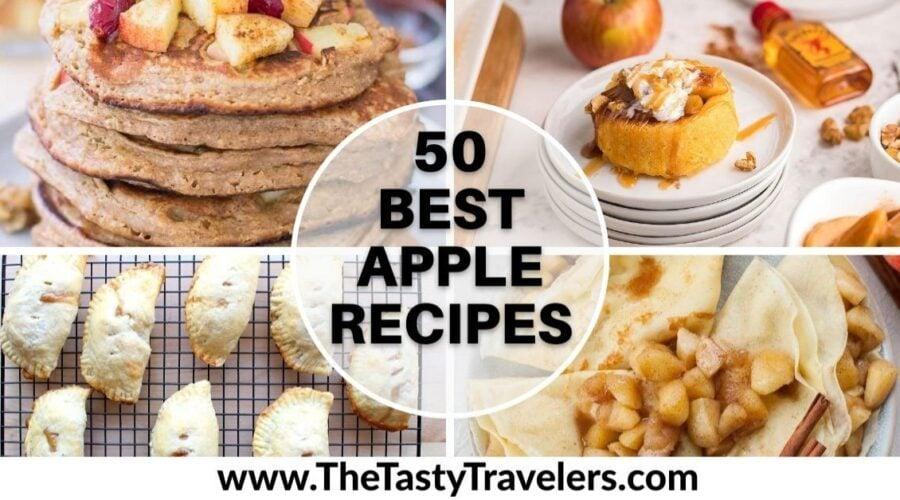 50 Best Apple Recipes