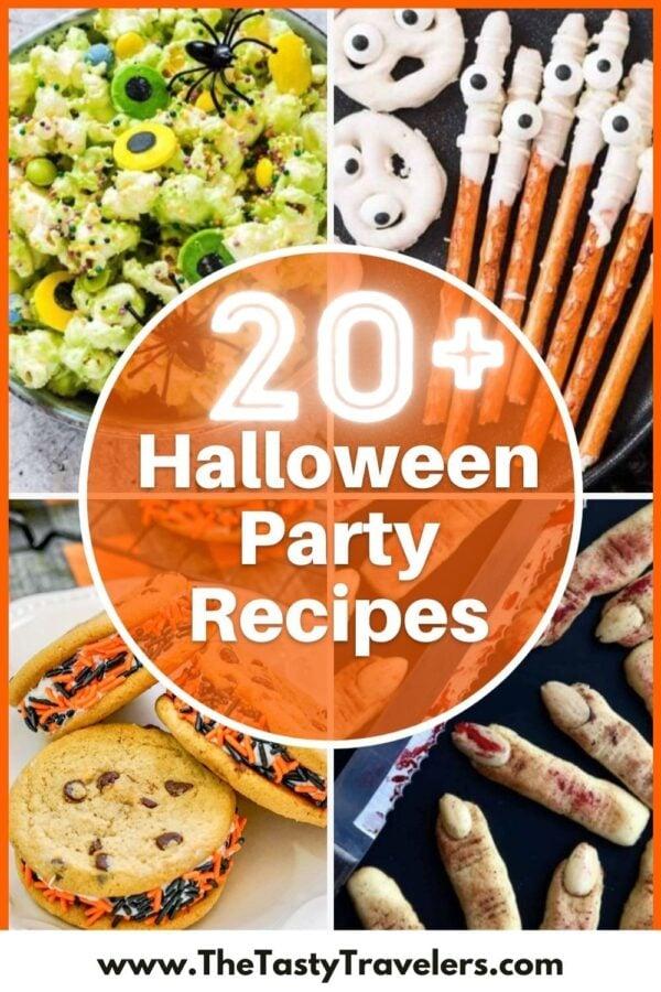 Halloween Party Recipes