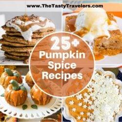 Pumpkin Spice Recipes