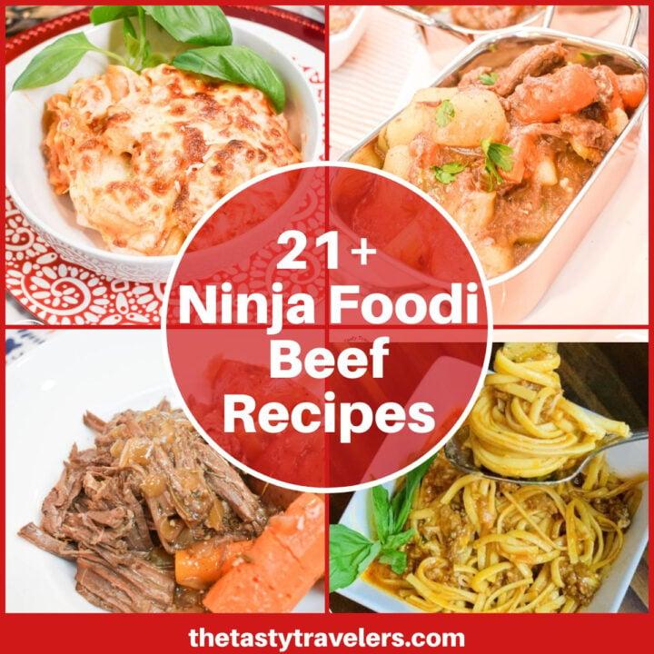 Ninja Foodi Beef Recipes