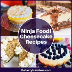 Ninja Foodi Cheesecake Recipes