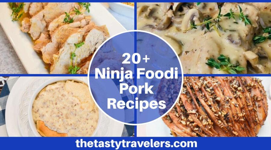 Ninja Foodi Pork Recipes