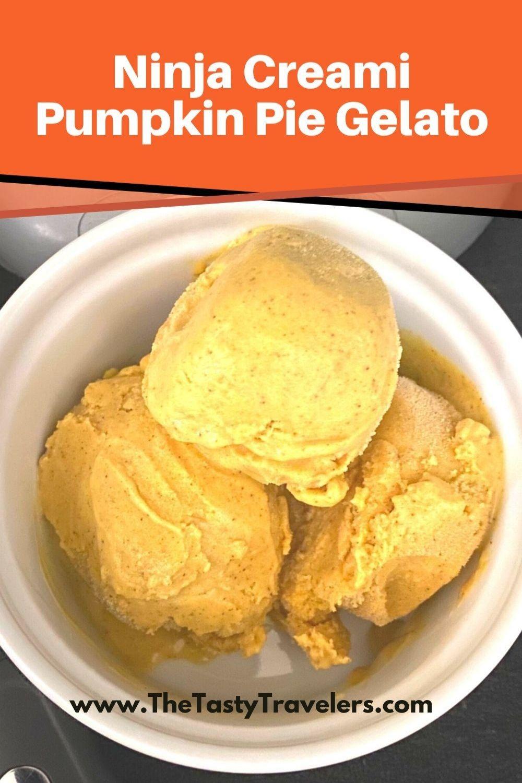 Ninja Creami Pumpkin Pie Gelato (1)